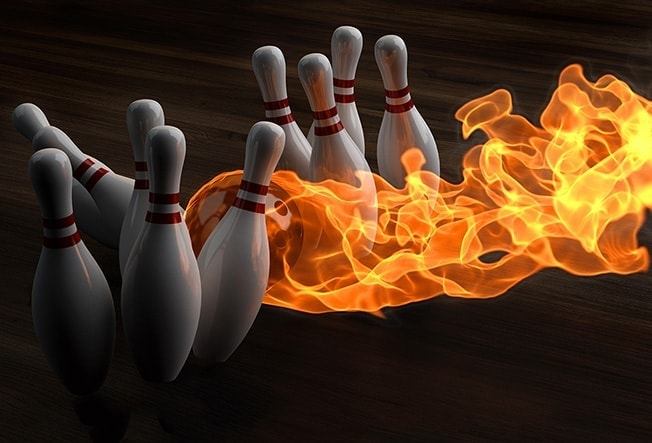 Unreal Bowling Featured Background