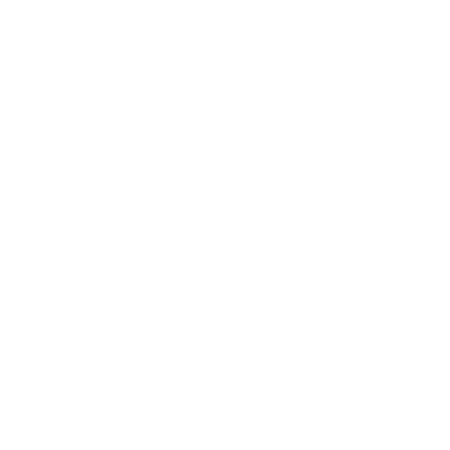 The One And Only Crunchy Tech Logo - White Text Isolated on a blank background - PNG