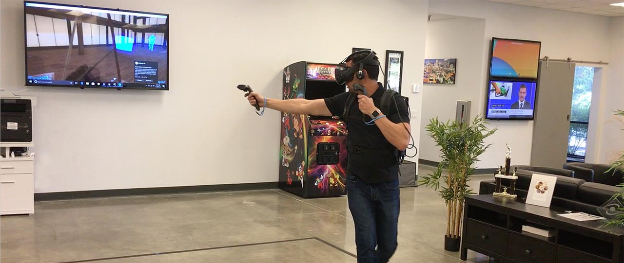 Virtual Reality Rentals Provided By Crunchy Tech In Orlando, FL