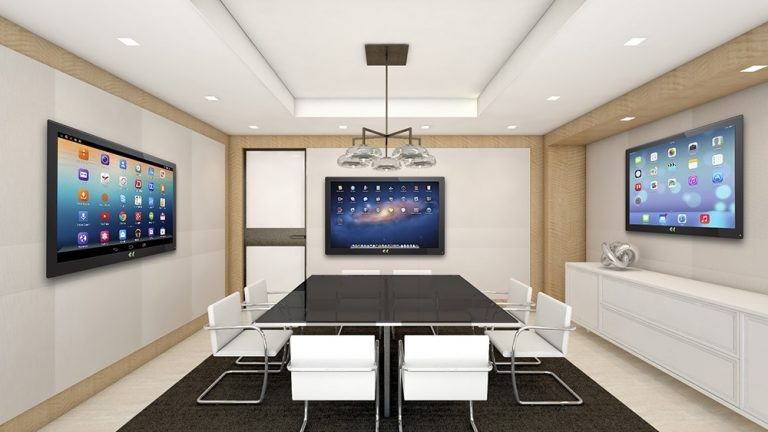 Conference-Room-Touch-Screens-By-Crunchy-Tech